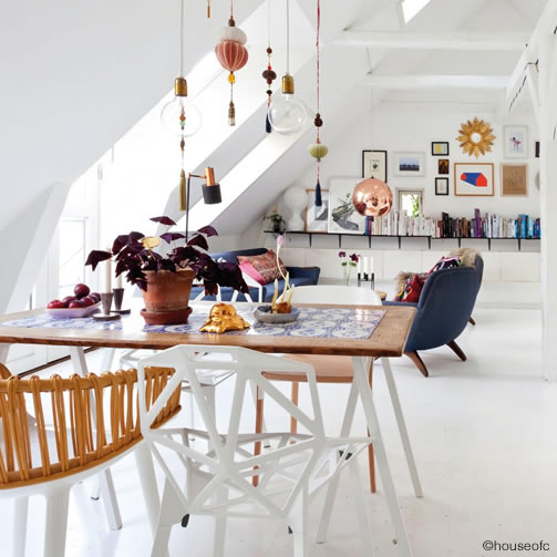 Les plus beaux lofts de Pinterest